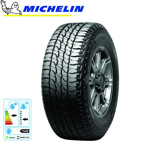 PNEU MICHELIN ARO 18 265/60 R18 110H LTX FORCE - ORIGINAL CHEVROLET S10 E TRAILBLAZER